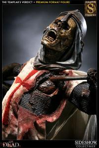 Gallery Image of The Templars Verdict Premium Format™ Figure