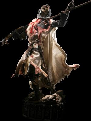 The Templars Verdict Premium Format Figure