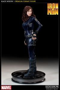Gallery Image of Black Widow - Scarlett Johansson Premium Format™ Figure