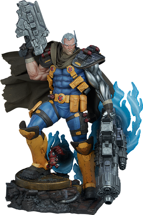 Sideshow Collectibles Cable Premium Format Figure