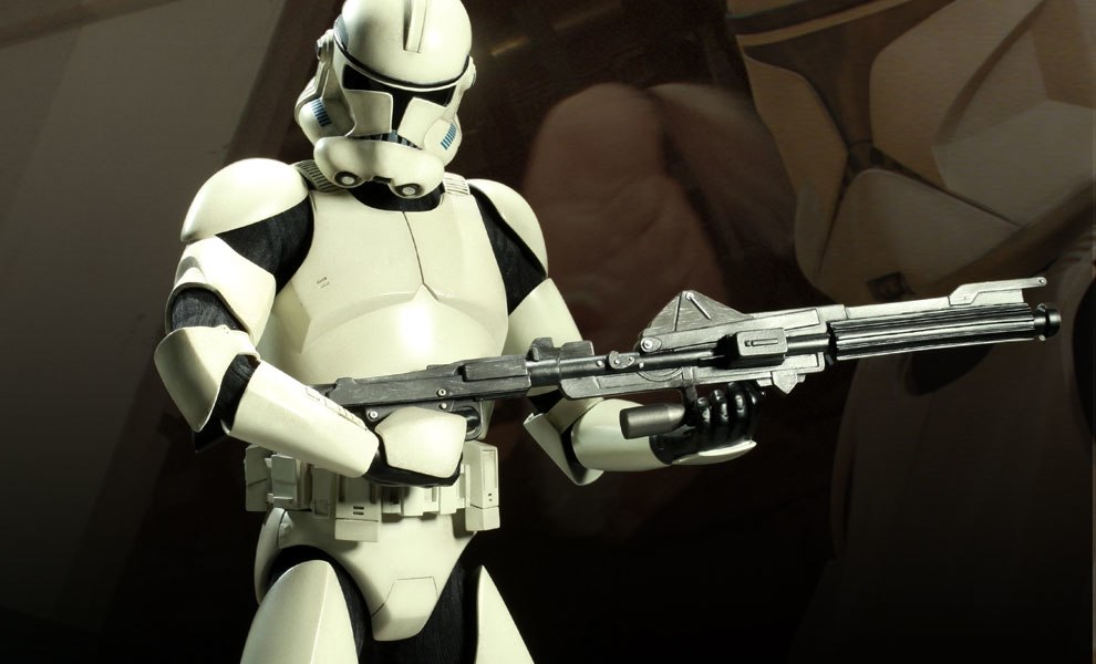 Gallery Feature Image of Clone Trooper Premium Format™ Figure - Click to open image gallery