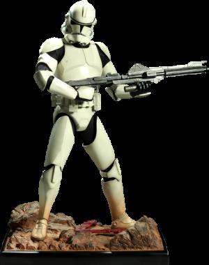 Clone Trooper Premium Format Figure