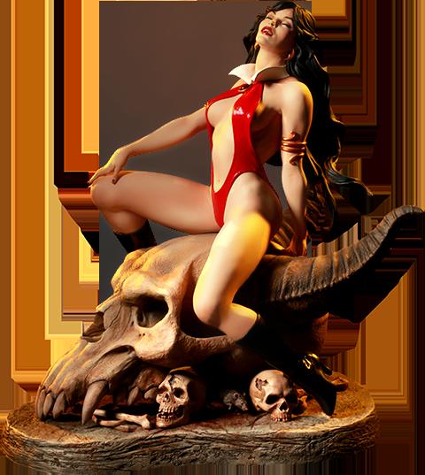 Sideshow Collectibles Vampirella Premium Format Figure