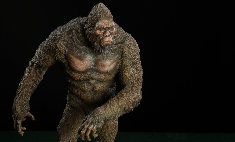 Gallery Feature Image of Bigfoot Statue - Click to open image gallery
