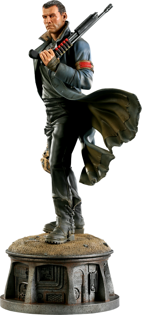 Sideshow Collectibles Marcus Wright Polystone Statue