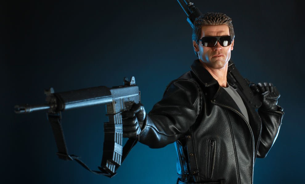 Gallery Feature Image of The Terminator Premium Format™ Figure - Click to open image gallery