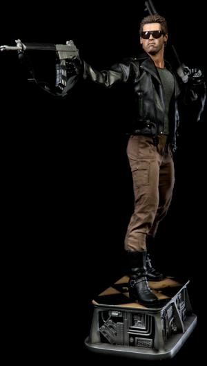 The Terminator Premium Format Figure