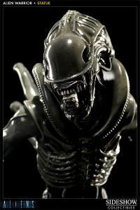 Gallery Image of Alien Warrior Statue