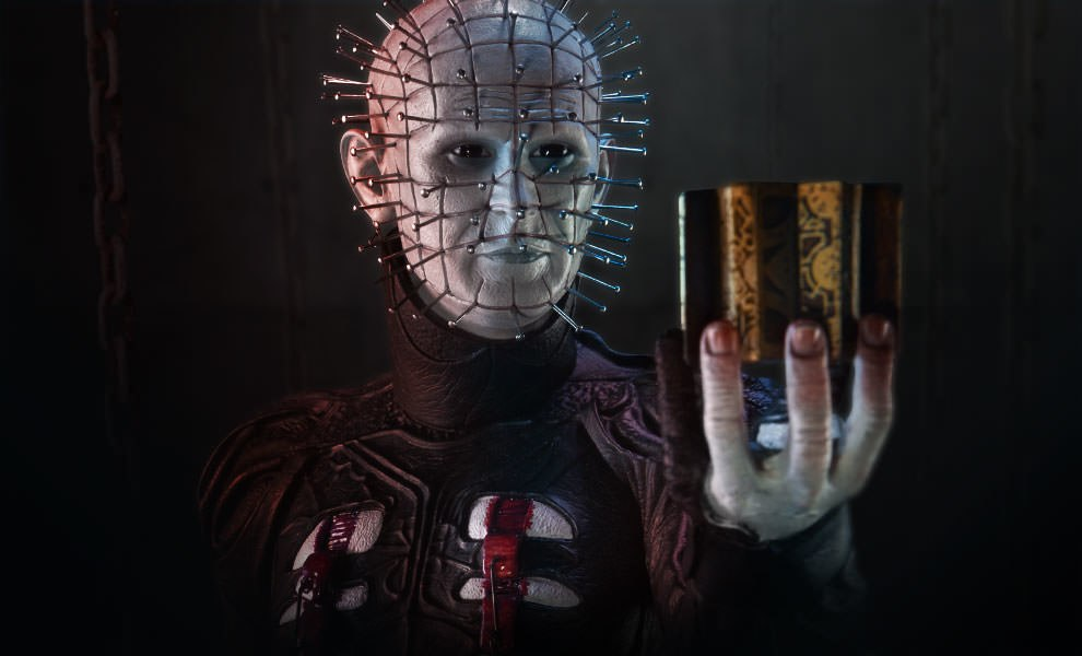 Gallery Feature Image of Pinhead Premium Format™ Figure - Click to open image gallery