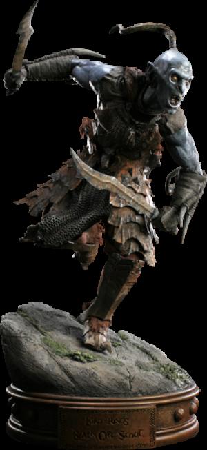Black Orc of Mordor Premium Format Figure