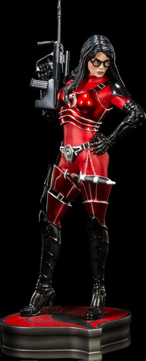 Baroness Crimson Strike Team Premium Format™ Figure