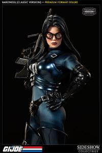Gallery Image of Baroness - Classic Version Premium Format™ Figure