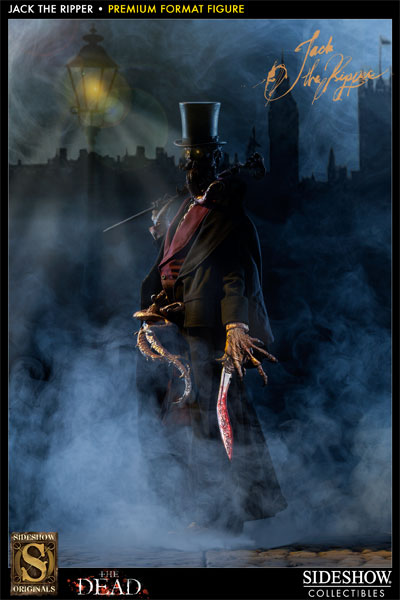 Sideshow Originals Jack the Ripper Premium Format Figure by