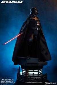 Gallery Image of Darth Vader - Lord of the Sith Premium Format™ Figure