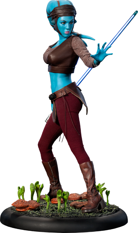 Sideshow Collectibles Aayla Secura Premium Format Figure