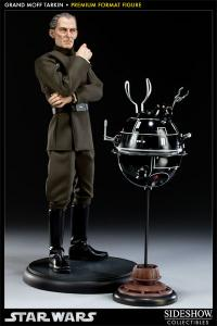 Gallery Image of Grand Moff Tarkin and I-TO Interrogator Droid Premium Format™ Figure