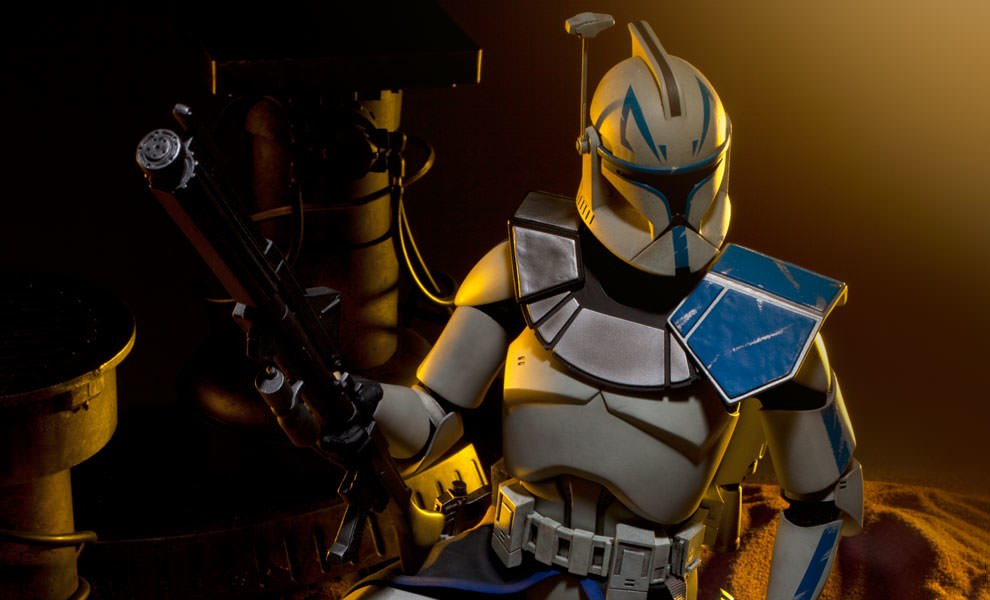 Gallery Feature Image of Captain Rex Premium Format™ Figure - Click to open image gallery