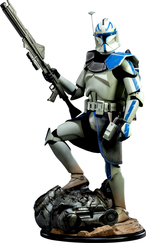 Sideshow Collectibles Captain Rex Premium Format Figure