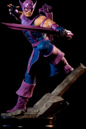 Hawkeye Premium Format™ Figure