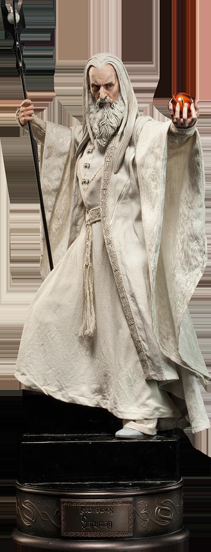 Sideshow Collectibles Saruman Premium Format Figure