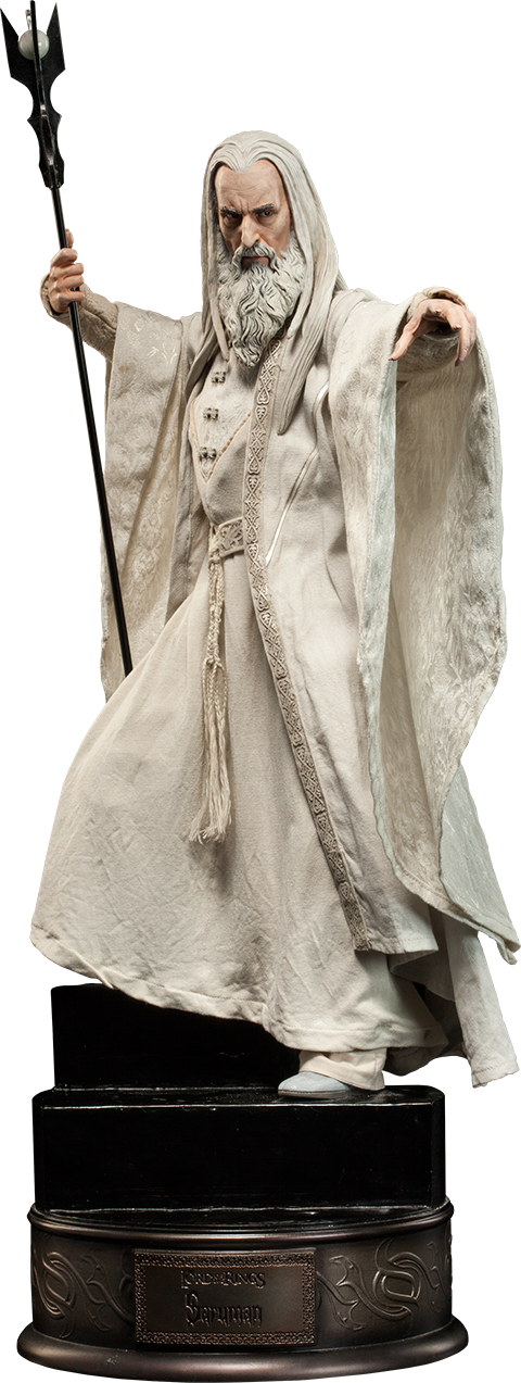 Sideshow Collectibles Saruman Premium Format™ Figure