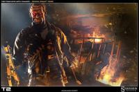 Gallery Image of T:800 Terminator Battle Damaged Premium Format™ Figure