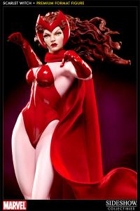 Gallery Image of Scarlet Witch Premium Format™ Figure