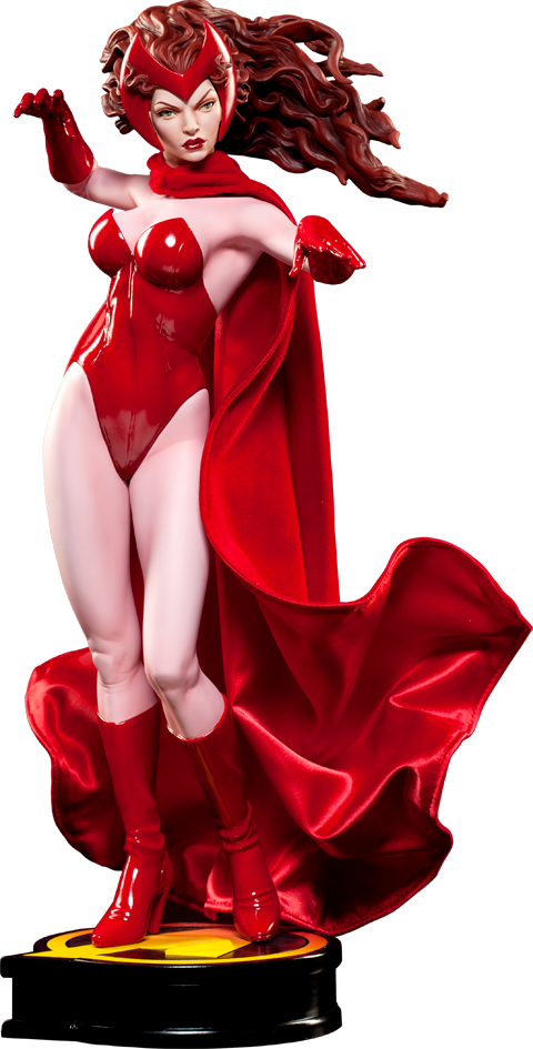 Sideshow Collectibles Scarlet Witch Premium Format™ Figure