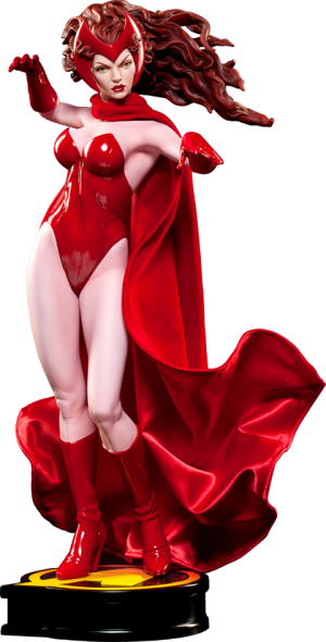 Scarlet Witch Premium Format Figure