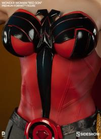 Gallery Image of Wonder Woman - Red Son Premium Format™ Figure