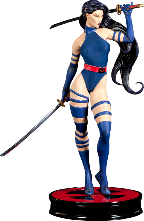 Sideshow Collectibles Psylocke Premium Format Figure
