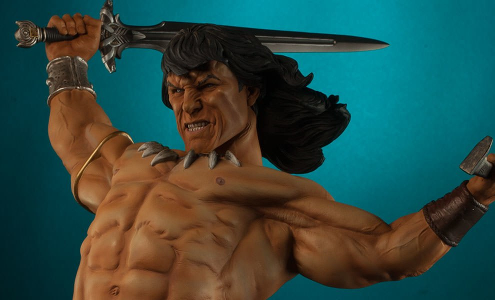 Gallery Feature Image of Conan the Barbarian: Rage of the Undying Premium Format™ Figure - Click to open image gallery