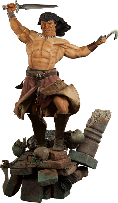 Sideshow Collectibles Conan the Barbarian: Rage of the Undying Premium Format Figure