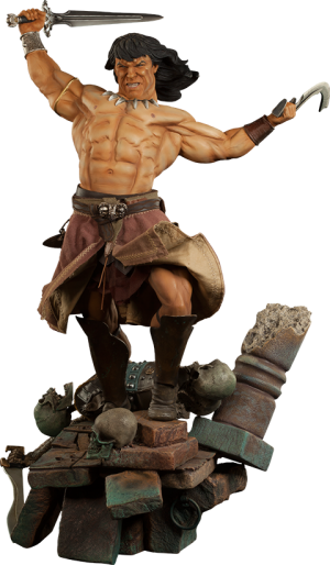 Conan the Barbarian: Rage of the Undying Premium Format™ Figure