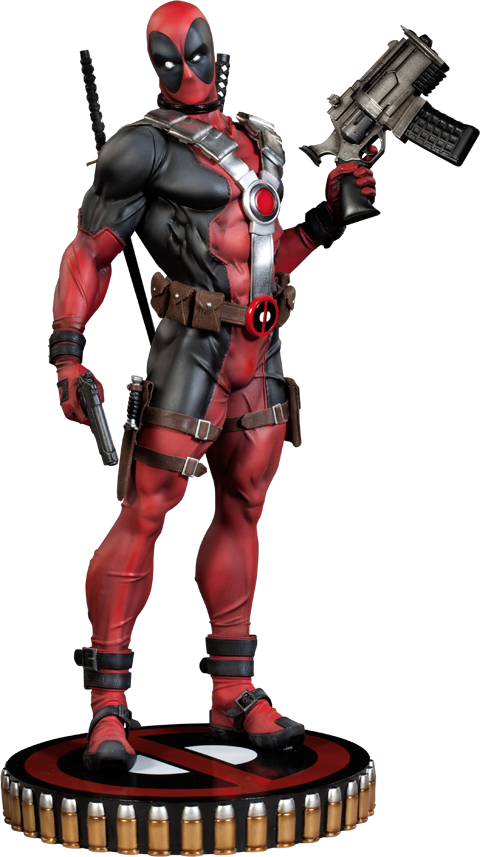 Sideshow Collectibles Deadpool Premium Format Figure