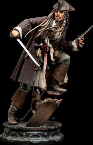 Captain Jack Sparrow Premium Format™ Figure