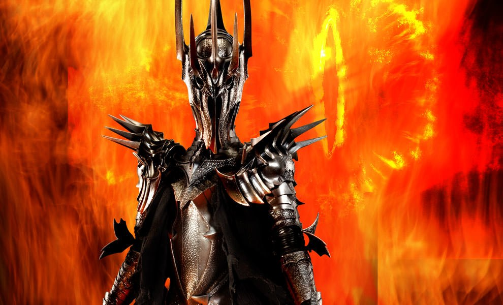 Gallery Feature Image of Sauron Premium Format™ Figure - Click to open image gallery