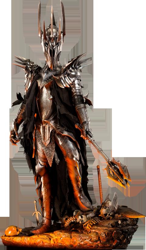 Sideshow Collectibles Sauron Premium Format Figure