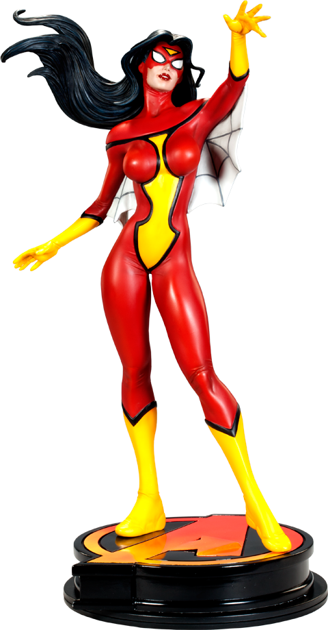 Sideshow Collectibles Spider-Woman Premium Format Figure