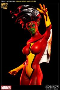 Gallery Image of Spider-Woman Premium Format™ Figure