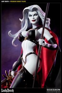 Gallery Image of Lady Death Premium Format™ Figure