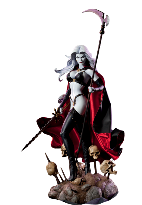 Sideshow Collectibles Lady Death Premium Format Figure