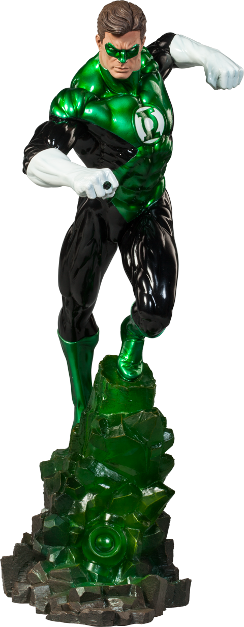Sideshow Collectibles Green Lantern Premium Format Figure