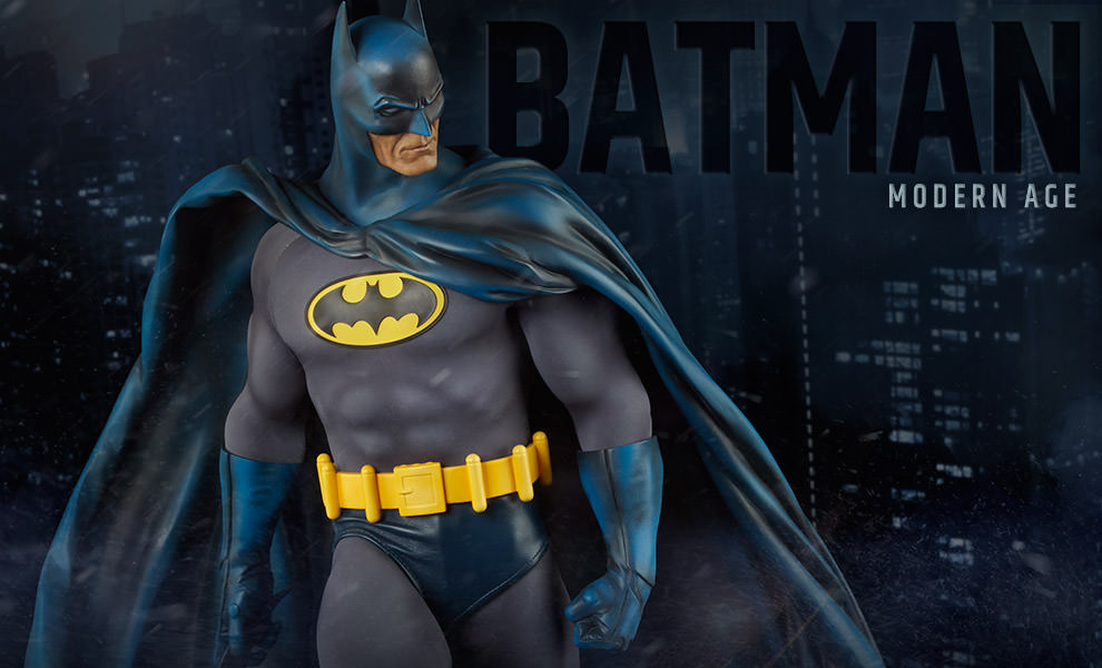 Gallery Feature Image of Batman - Modern Age Premium Format™ Figure - Click to open image gallery