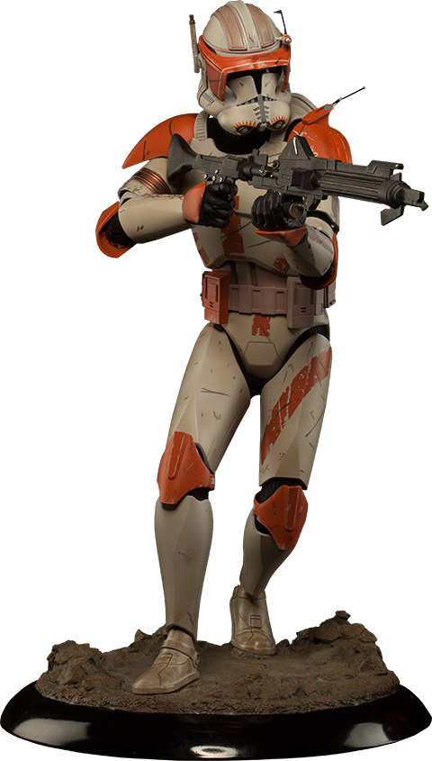 Sideshow Collectibles Commander Cody Premium Format Figure