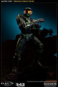 Gallery Image of Master Chief Premium Format™ Figure