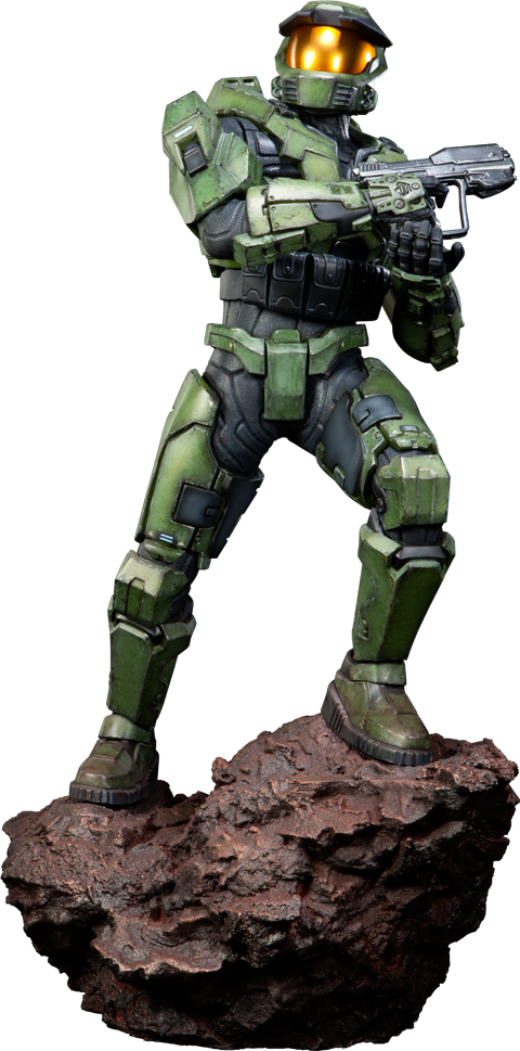 Sideshow Collectibles Master Chief Premium Format Figure
