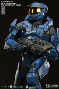 Gallery Image of HALO Spartan - Blue Team Leader Premium Format™ Figure