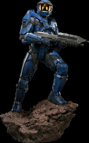 HALO Spartan - Blue Team Leader Premium Format™ Figure
