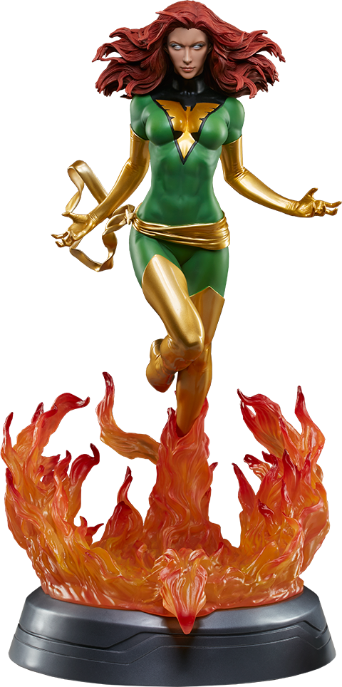 Sideshow Collectibles Phoenix Jean Grey Premium Format Figure